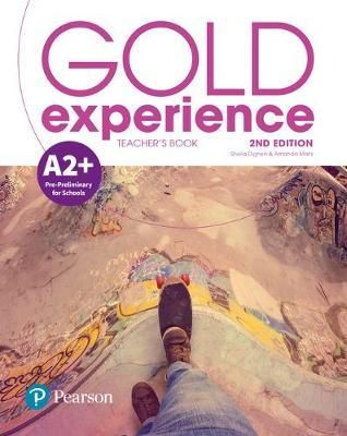 Gold Experience 2ed A2+ TB/OnlinePractice/OnlineResources pk