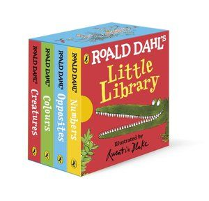 LA-Roald-Dahl-s-Little-Library