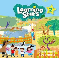 Learning Stars 2 Audio CD