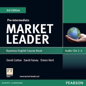 Market Leader 3ed Pre-Intermediate Class CD