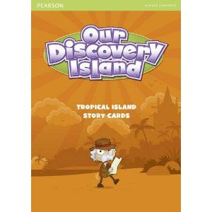 Our Discovery Island GL 1 (PL 2) Tropical Island Storycards