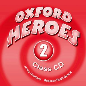 Oxford Heroes 2 Class CDs