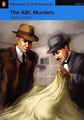 PEAR ABC Murders Bk/MP3 (4) OOP