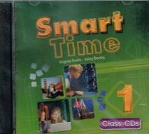 Smart Time 1 Class CD (4)