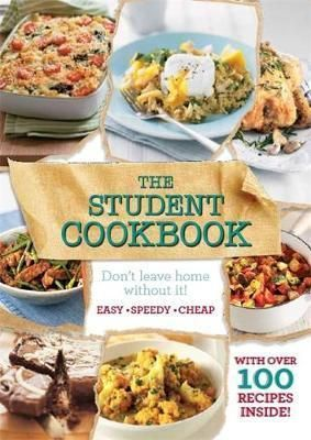 Student Cookbook: Easy, cheap recipes for students