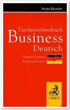 Taschenworterbuch Business Deutsch