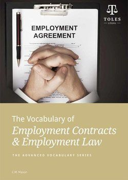 Vocabulary-of-Employment-Contracts-Employment-Law