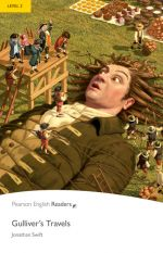 PEGR Gulliver's Travels Bk/MP3 CD (2)